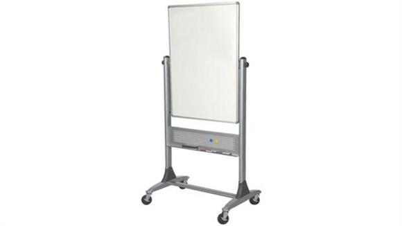 "White Boards & Marker Boards Best Rite 40"" x 30"" Dura-Rite Platinum Reversible Board"