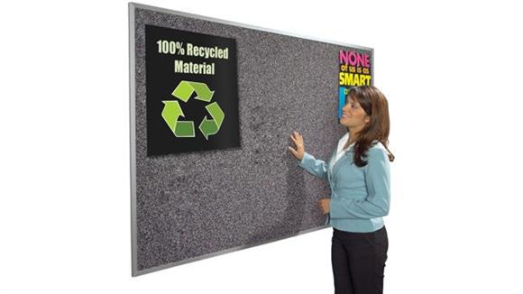 Bulletin & Display Boards Best Rite 4 x 4 Rubber Tak Board