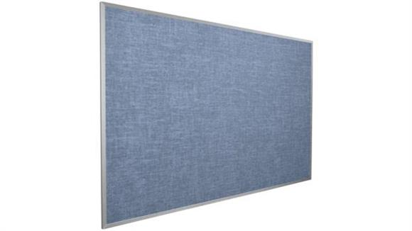 Bulletin & Display Boards Best Rite 4 x 12 Vin-tak Tackboard