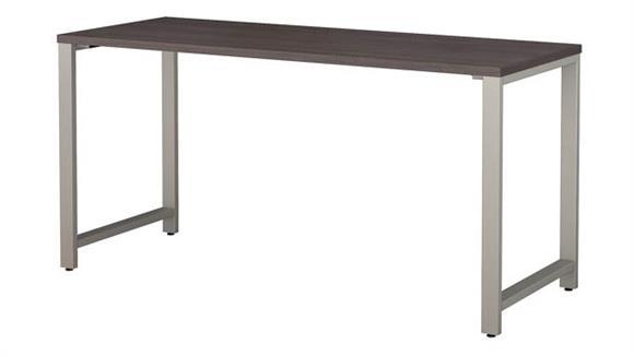"""Computer Tables Bush Furniture 60""""W x 24""""D Table Desk"""