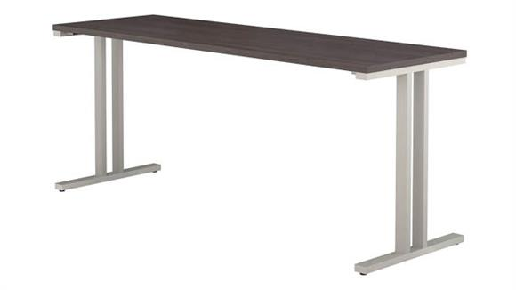 "Training Tables Bush Furniture 72""W x 24""D Training Table"