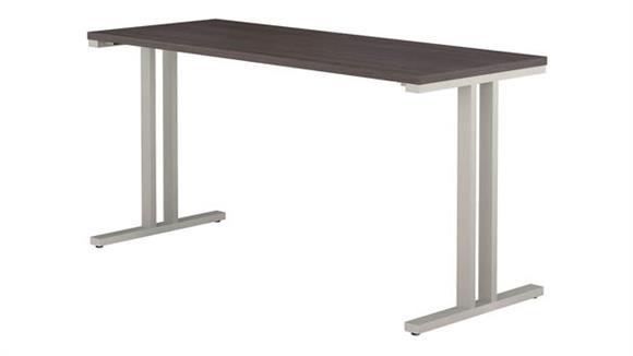 "Training Tables Bush Furniture 60""W x 24""D Training Table"
