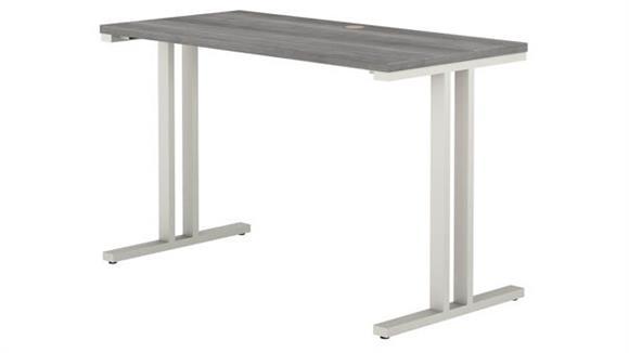 "Training Tables Bush Furniture 48""W x 24""D Training Table"