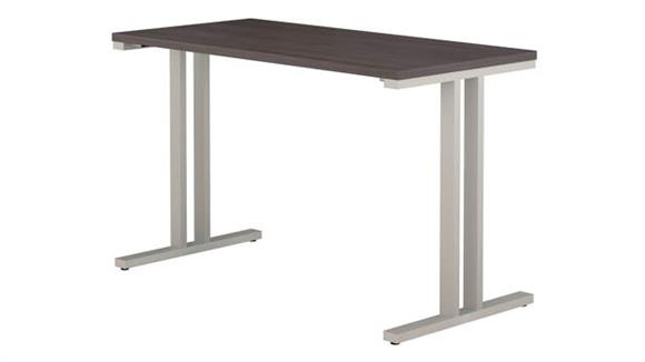 "Training Tables Bush Furniture 48""W x 24""D Training Table"