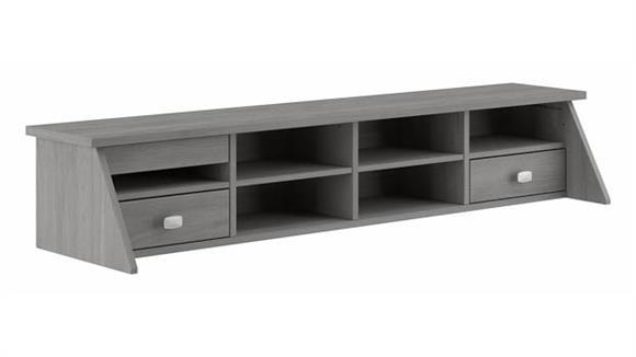 "Storage Cubes & Cubbies Bush Furniture 54""W Desktop Organizer"