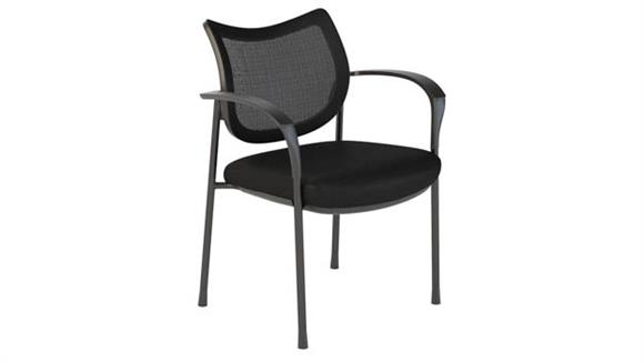 Side & Guest Chairs Bush Furniture Mesh Back Guest Chair