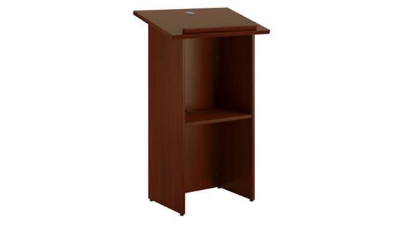 "Podiums & Lecterns Bush Furniture 24""W x 48""H Lectern"