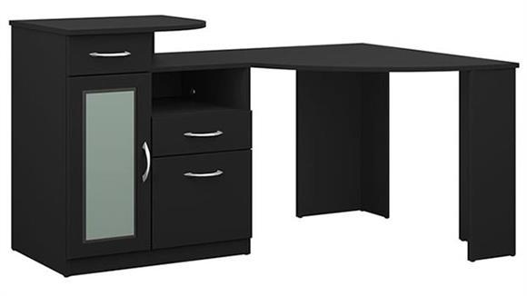 Corner Desks Bush Furniture Vantage Corner Desk
