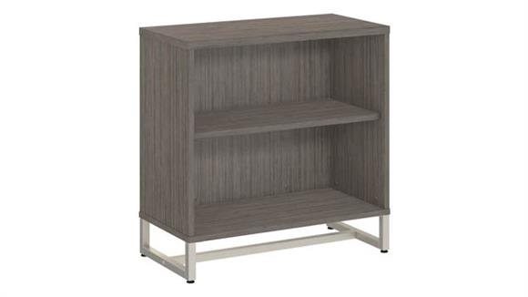 Bookcases Bush Furniture 2 Shelf Bookcase Cabinet