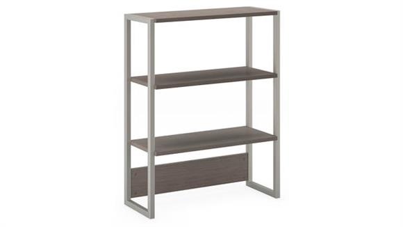 Bookcases Bush Furniture Bookcase Hutch