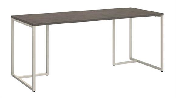 "Computer Desks Bush Furniture 72""W Table Desk"