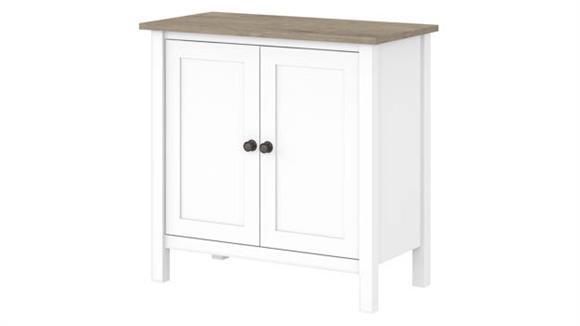 Storage Cabinets Bush Furniture Accent Storage Cabinet with Doors