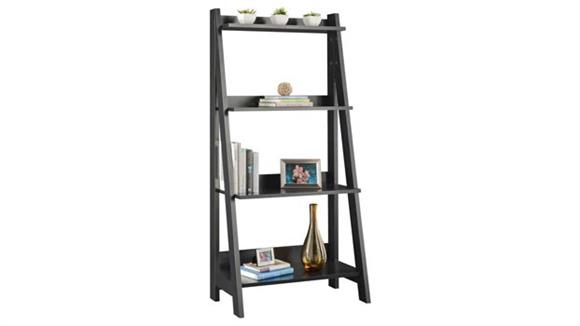 Bookcases Bush Furniture Ladder Bookcase