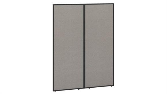 "Office Panels & Partitions Bush Furniture 66""H x 48""W Office Partition"
