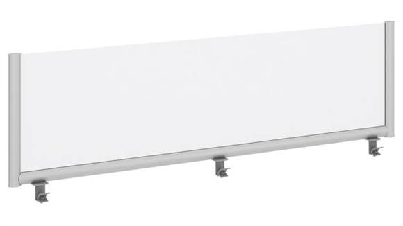 """Privacy Screens Bush Furniture 72""""W Desk Divider Privacy Panel"""