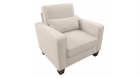 Accent Chairs Bush Furniture Accent Chair with Arms