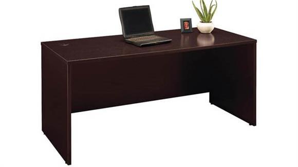 "Executive Desks Bush Furniture 66"" Desk Shell"