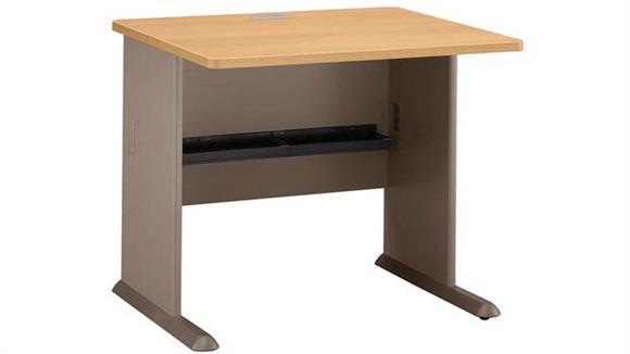 "Modular Desks Bush Furniture 36"" Modular Desk"