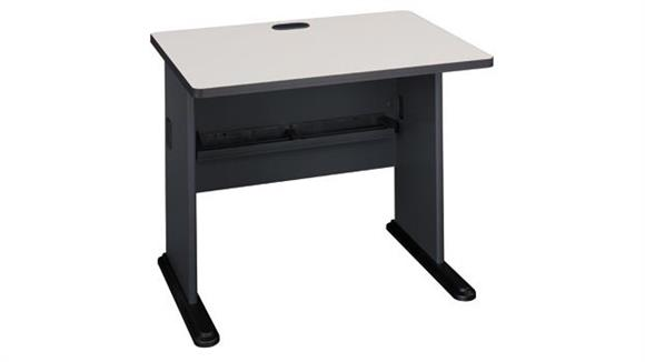 "Modular Desks Bush Furniture 36"" Modular Desk"