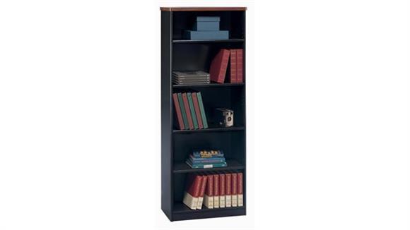 Bookcases Bush Furniture 5 Shelf Bookcase