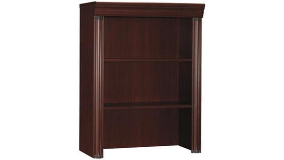 Hutches Bush Furniture Hutch for Lateral File