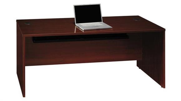 "Modular Desks Bush Furniture 72"" Desk Shell"