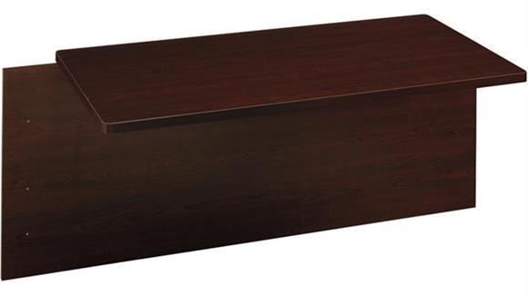 "Modular Desks Bush Furniture 48"" Bridge"