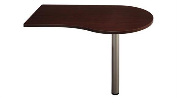 "Modular Desks Bush Furniture 48"" Right Peninsula"