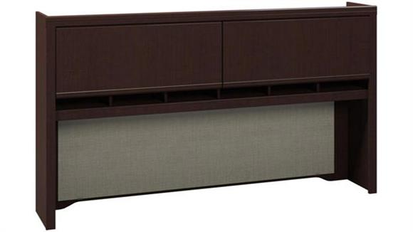 "Modular Desks Bush Furnishings 72"" Hutch"