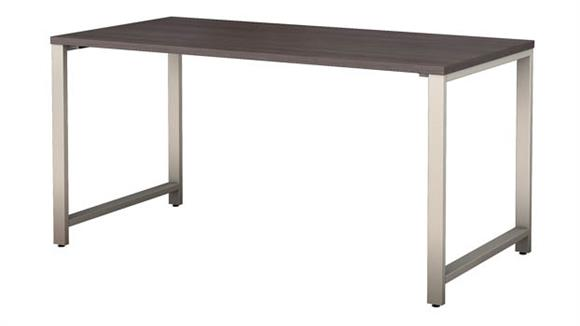 "Computer Tables Bush Furnishings 60""W x 30""D Table Desk"