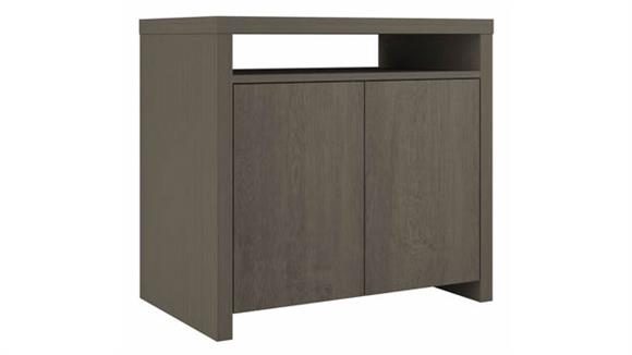Storage Cabinets Bush Furnishings Accent Storage Cabinet with Doors