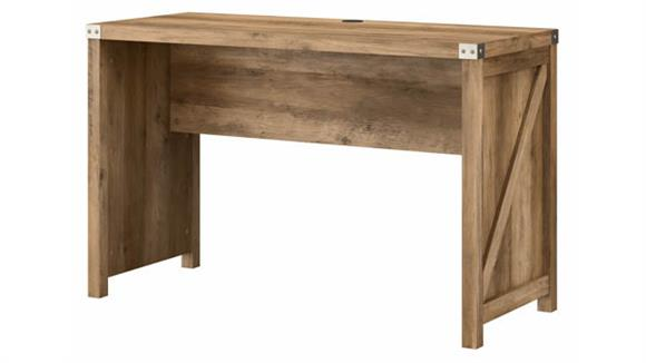 "Writing Desks Bush Furnishings 48""W Farmhouse Writing Desk"