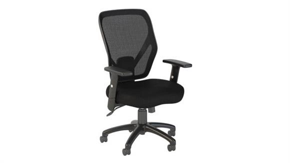 Office Chairs Bush Furnishings Mesh Back Office Chair