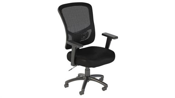 Office Chairs Bush Furnishings High Back Mesh Executive Office Chair