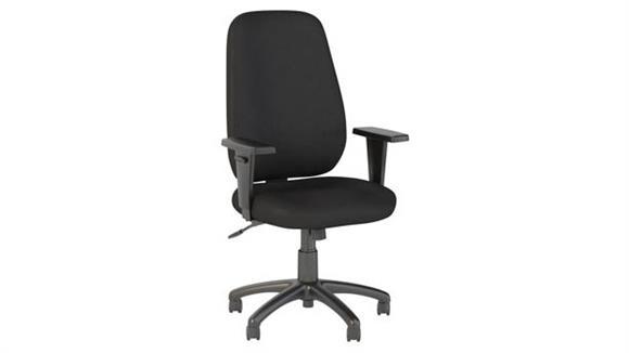 Office Chairs Bush Furnishings High Back Task Chair