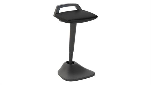 Office Chairs Bush Furnishings Adjustable Standing Desk Stool