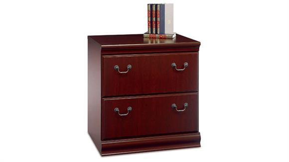 File Cabinets Lateral Bush Furnishings 2 Drawer Lateral File