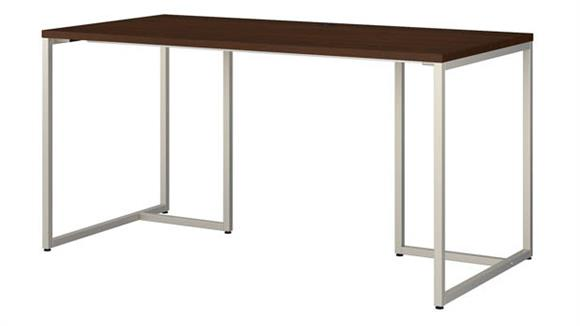 "Computer Desks Bush Furnishings 60""W Table Desk"