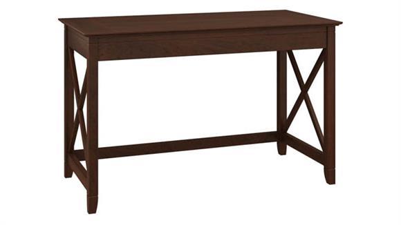 "Writing Desks Bush Furnishings 48""W Writing Desk"