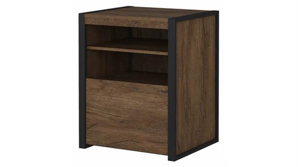 File Cabinets Vertical Bush Furnishings Printer Stand File Cabinet