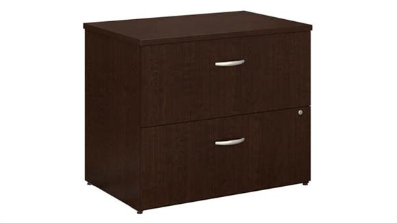 File Cabinets Lateral Bush Furnishings Lateral File Cabinet