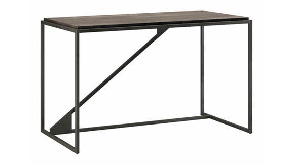 "Computer Desks Bush Furnishings 50""W Industrial Desk"