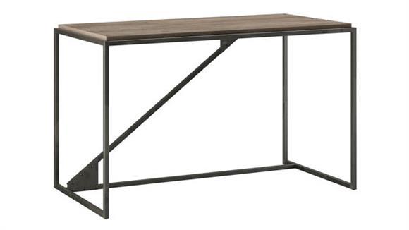 "Computer Desks Bush Furnishings 50"" W Industrial Desk"