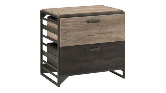 File Cabinets Lateral Bush Furnishings 2 Drawer Lateral File Cabinet