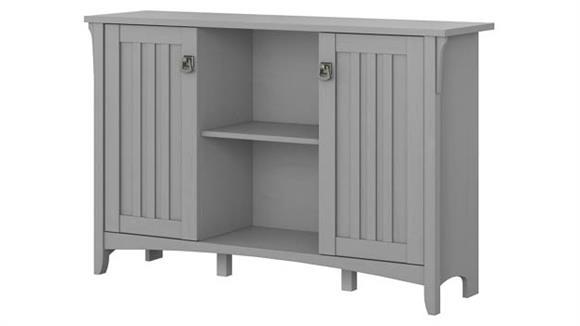 Storage Cabinets Bush Furnishings Storage Cabinet with Doors