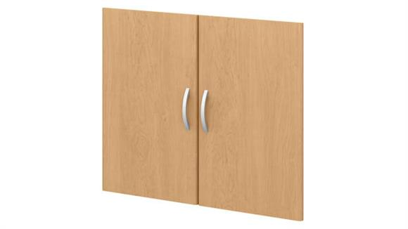 Bookcases Bush Furnishings Bookcase Door Kit