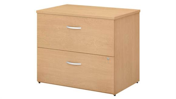 File Cabinets Lateral Bush Furnishings Lateral File Cabinet - Assembled
