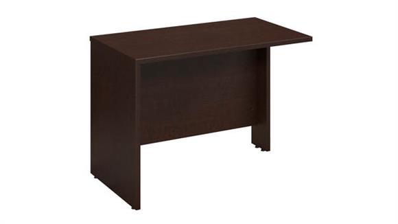 """Desk Parts & Accessories Bush Furnishings 42"""" W x 24"""" D Bridge / Return"""