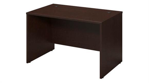 "Executive Desks Bush Furnishings 48""W x 30""D Desk Shell"