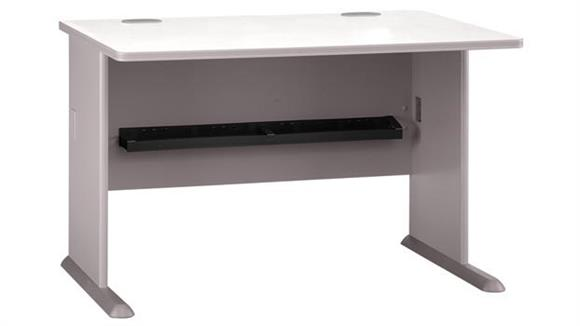 "Modular Desks Bush Furnishings 48"" Modular Desk"